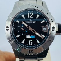 Jaeger-LeCoultre Master Compressor Diving GMT 160.T.05 Very good Titanium 44mm Automatic