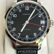Longines Heritage L2.789.4.53.0 Very good Steel 42mm Automatic