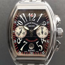 Franck Muller White gold 40mm Automatic 8005 CC King pre-owned
