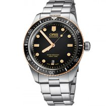 Oris Divers Sixty Five 01 733 7707 4354-07 8 20 18 2020 new