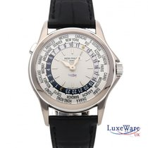 Patek Philippe World Time White gold 37mm Silver United Kingdom, SW3 1NX