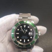 Rolex Submariner Date Acciaio 40mm Nero Senza numeri Italia, Torino