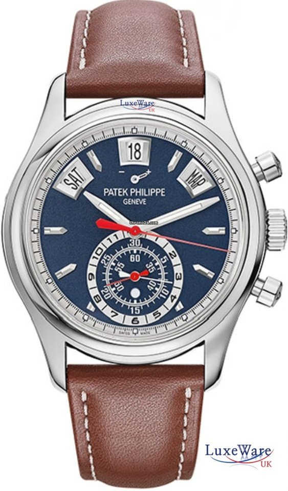 Patek Philippe Annual Calendar Chronograph 5960/01G-001 2018 new