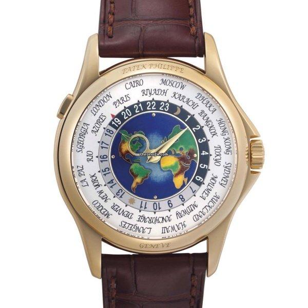 Patek Philippe World Time 5131J-014 2014 new