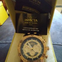 Invicta Steel Quartz 30029 pre-owned United States of America, Agawam