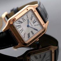 Cartier Rose gold 43.5mm Quartz WGSA0021 new