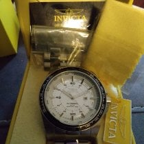 Invicta Steel Automatic 30517 pre-owned United States of America, Agawam