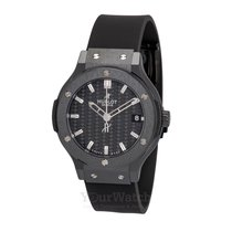Hublot Classic Fusion Quartz Ceramic 38mmmm Black United States of America, New York, New York