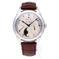 Pequignet Steel 41mm Automatic 9010437CG new