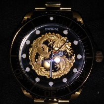 Invicta Steel Automatic 26490 pre-owned United States of America, Agawam