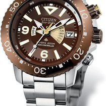 Citizen Titanyum 45mm Quartz BY2000-55E yeni