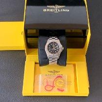 Breitling Superocean Steelfish Ατσάλι 44mm Μαύρο
