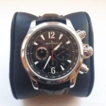 Jaeger-LeCoultre Master Compressor Chronograph 2 Otel 41,5mm Negru Arabic
