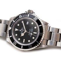 Rolex Sea-Dweller 4000 16600 Çok iyi Çelik 40mm Otomatik