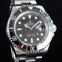 Rolex Sea-Dweller 126600 Odlično Zeljezo 43mm Automatika
