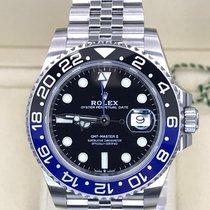 Rolex GMT-Master II Steel 40mm Black No numerals United States of America, New York, Williston Park
