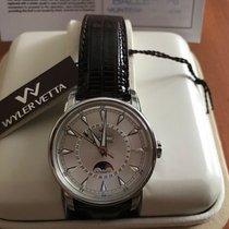 Wyler Vetta Steel 39mm Automatic WV 0056 EE pre-owned