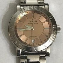 Corum Romvlvs Steel Silver United States of America, New Jersey, HACKENSACK