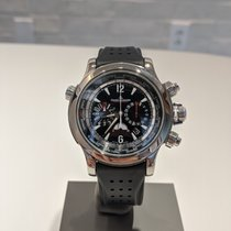 Jaeger-LeCoultre Master Compressor Extreme World Chronograph Steel 46mm Black Arabic numerals United States of America, Indiana, INDIANAPOLIS
