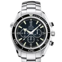 Omega Seamaster Planet Ocean Chronograph new Automatic Chronograph Watch with original box and original papers 2210.50.00