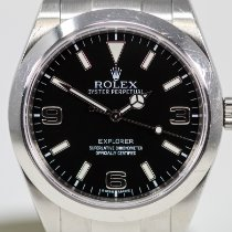 Rolex Explorer Steel 39mm Black Arabic numerals United States of America, Florida, Miami Beach