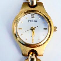 Fossil Steel 21mm Quartz 110009 pre-owned