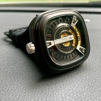 Sevenfriday M2-1 Steel 47mm Black