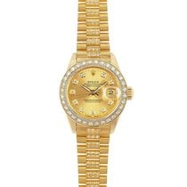 Rolex Lady-Datejust Yellow gold 26mm Gold United States of America, California, San Francisco