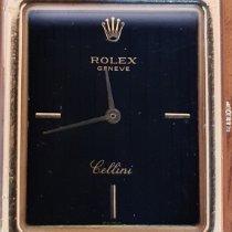 Rolex Cellini Oro amarillo Negro Sin cifras Argentina, Villa carlos paz