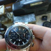 Omega Seamaster Planet Ocean Chronograph Acero 45,5mm Negro España, Vigo