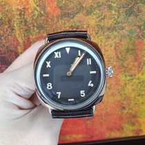 Panerai Special Editions White gold 47mm Brown