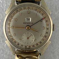 Benrus Benrus Pointer Day/Date  Vintage Swiss Made 1950 pre-owned