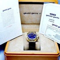 Gérald Genta Or jaune 37mm Remontage automatique G3271.7 occasion