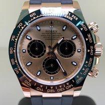 Rolex Keramik Automatik Pink 40mm neu Daytona