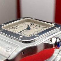 Cartier Santos Galbée W20060D6 Bon Acier 29mm Quartz France, TOULOUSE