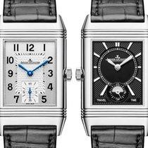 Jaeger-LeCoultre Reverso Duoface neu 2020 Handaufzug Uhr mit Original-Box und Original-Papieren 2458420