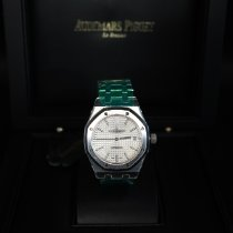 Audemars Piguet Royal Oak Selfwinding Сталь 37mm Cеребро Без цифр