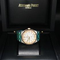 Audemars Piguet Royal Oak Selfwinding 15450SR.OO.1256SR.01 Новые Золото/Cталь 37mm Автоподзавод