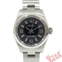 Rolex Oyster Perpetual 26 Acero 26mm Negro
