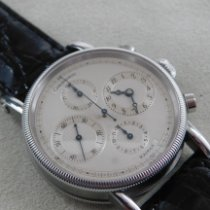 Chronoswiss CH 7523 Steel 1999 Chronometer Chronograph 38mm pre-owned