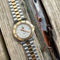 TAG Heuer 2000 Staal 38mm Wit Nederland, Enschede