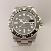 Rolex 116710LN Steel 2010 GMT-Master II 40mm pre-owned