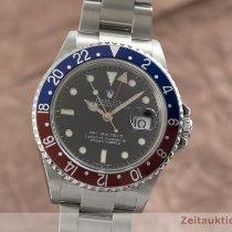 Rolex GMT-Master II Zeljezo 40mm Crn