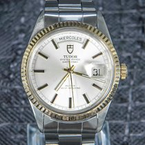 Tudor Gold/Steel 36mm Automatic 7017 pre-owned