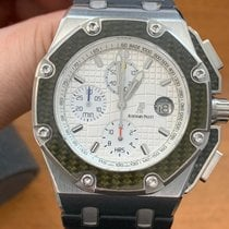 Audemars Piguet Royal Oak Offshore Chronograph Титан 44mm Cеребро Без цифр Россия, Москва