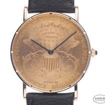 Corum Coin Watch 1994 gebraucht