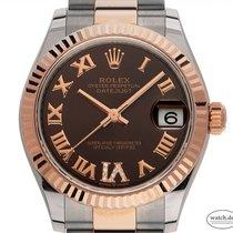 Rolex Datejust 278271 Unworn Gold/Steel 31mm Automatic