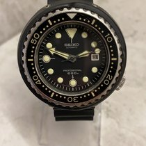 Seiko Titanium 55.5mm Automatic 6159-7010 Grandfather Tuna pre-owned United Kingdom, Kings Langley