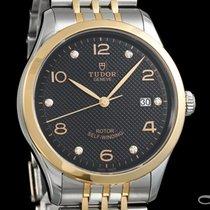 Tudor 1926 Acero y oro 39mm Negro