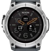 Nixon Tworzywo sztuczne 48mm NIXON Mission - Concrete A1167 2101 Smartwatch nowość
